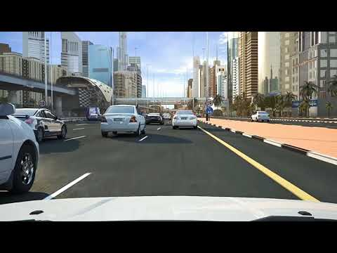 RTA THEORY TEST 2018 DUBAI VIDEO CLIPS