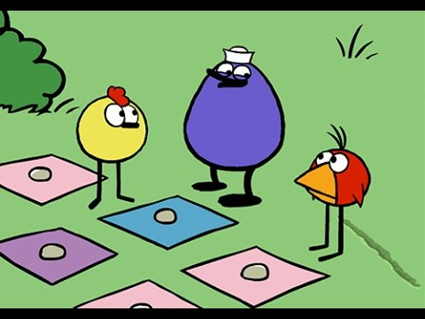 Peep and the Big Wide World: Quack's Square Deal