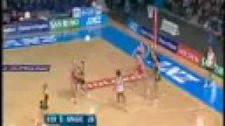 anz netball championship magic vs swifts 14 07 08 qtr 2