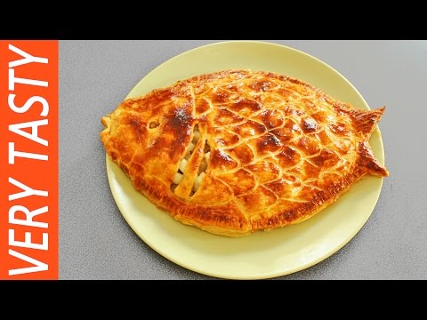Fish Pie.  Very Tasty!