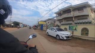 Amazing Laos Noodle in savannakhet - Asian street food 2018