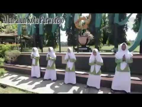 Hafalan Kitab ala la Pondok Pesantren Putri An-Nawawi Berjan Purworejo