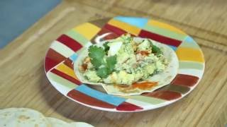 Breakfast Guacamole