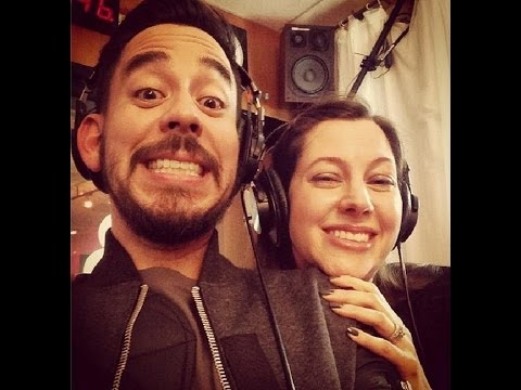 Loveline Live with Mike and Anna Shinoda (27/03/2014) Part 1