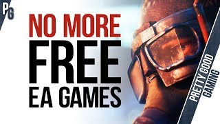Free Origin Games DROPPED | How EA will copy Fortnite | Battlefield V U-Turn