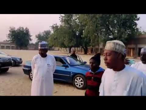 VIDEO: How Igbo Woman of Borno Bagged Accelerated Promotion, Cash from Gov Zulum