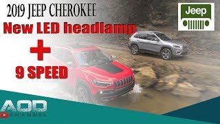 FINALLY Jeep cherokee 2019 has REVEALED first look detailed