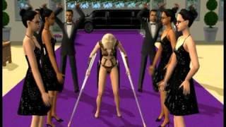 Lady Gaga - Paparazzi - Sims 2