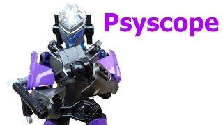 Moc: Psyscope