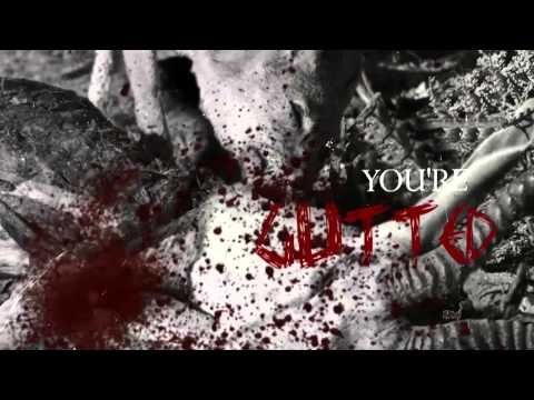 DEVILDRIVER - Gutted (Official Lyric Video)   Napalm Records