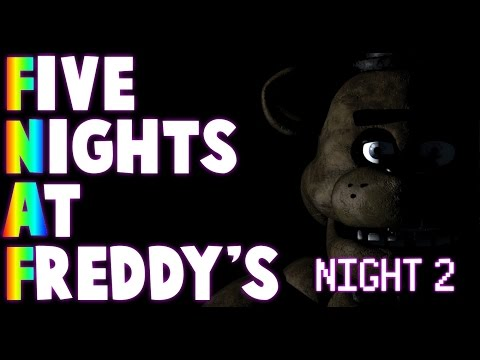 Five Nights At Freddy's : Night 2 : A close call