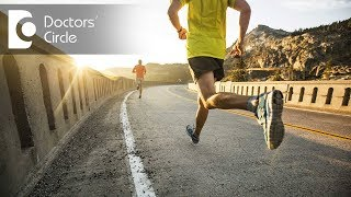 When should a person in 40s begin to exercise after a sedentary lifestyle? - Dr. Hanume Gowda