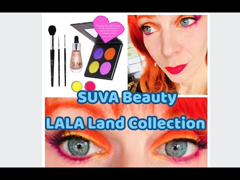 SUVA Beauty LALA Land Collection!
