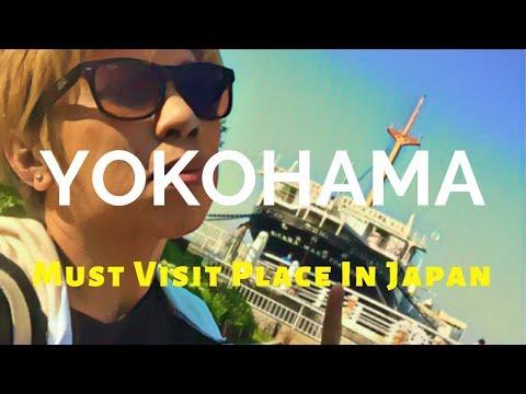 JAPAN YOKOHAMA CRUISE PORT   DUD'Z CLAVIO