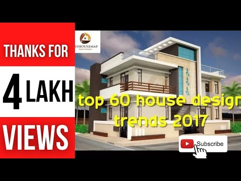 Top 60 indian house exterior design ideas modern home for Exterior design building