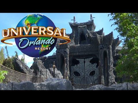 Universal Orlando Construction Update (5/27/2016) Kong, Hulk & More