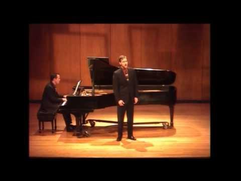 2013 Vanderbilt Blair School of Music - Senior Recital - Song 1