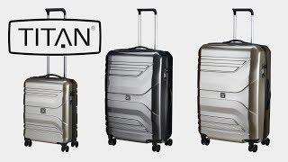 Titan - Prior Zip 4-Rollen-Trolley | koffer-direkt.de