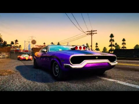 Download Burnout Paradise Racing Highly Compressed Game in