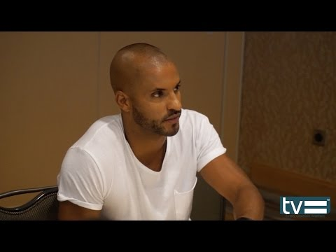 The 100 (CW) Season 3: Ricky Whittle Interview