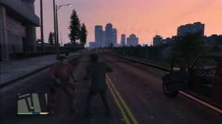 The Job of a Paramedic Can Be Dangerous [GTA V]