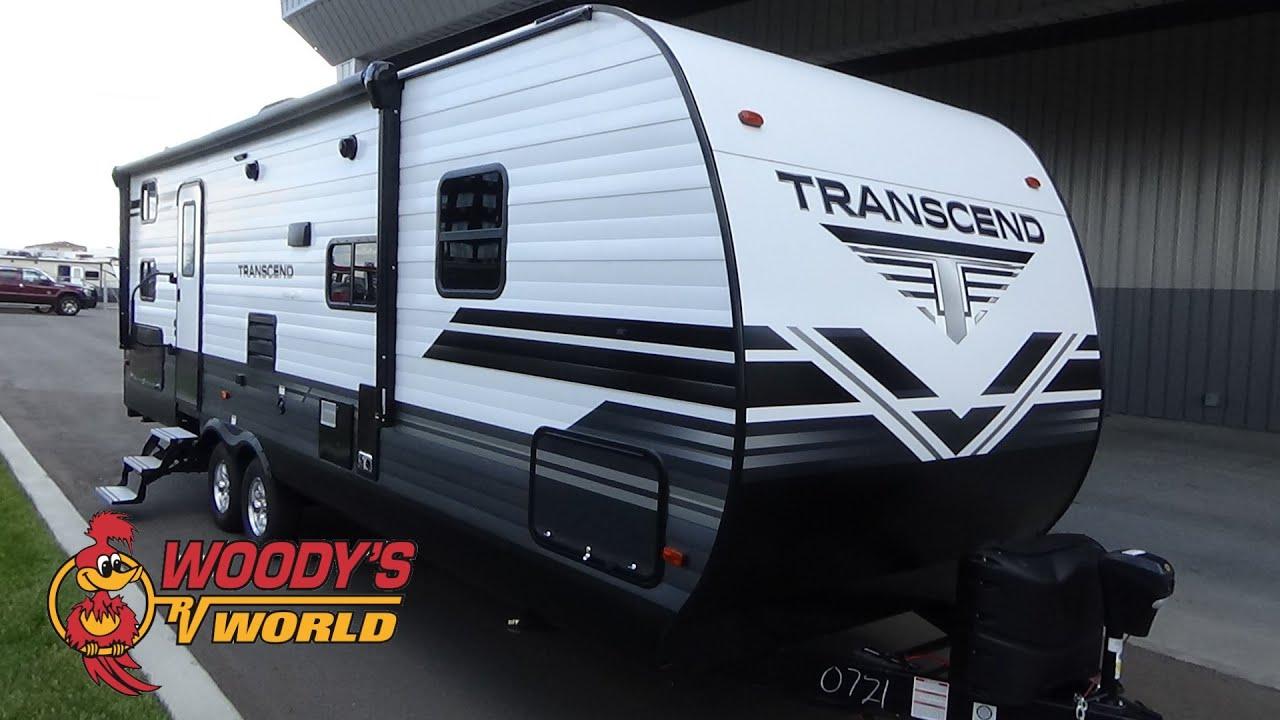 Woodys Rv World >> 2019 Grand Design RV Transcend 27BHS Travel Trailer Bunk House - YouTube