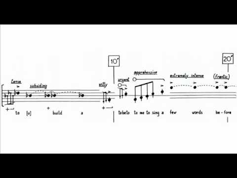 Berio Sequenza III