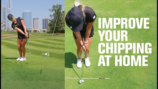 Chip your way to success with LPGA Professional Olivia Jackson