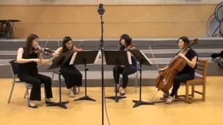 Dvorak String Quartet No.12 Op.96 in F Major 1st movement