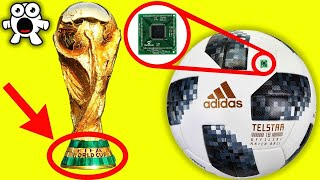 Things You Didn't Know About The  World Cup