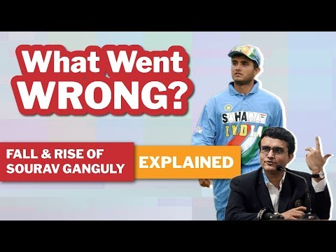 Sourav Ganguly Rise, Fall & Rise EXPLAINED | What The F**K Went Wrong?🤔Ganguly Vs Chappell | E20