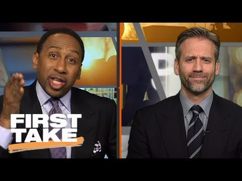 Thumbnail: Stephen A. calls Max's excuses for LeBron James and Cavaliers 'disgusting' | First Take | ESPN