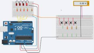 Arduino - Receiving Data from Multiple Switches over two wires