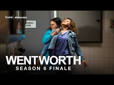 Wentworth Season 6 Episode 12 Finale PreviewFoxtel