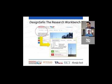 WEBINAR - Intro to Scientific Visualization Tools in DesignSafe, June 7, 2017