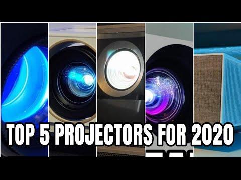 Top 5 best Projectors to buy this 2020