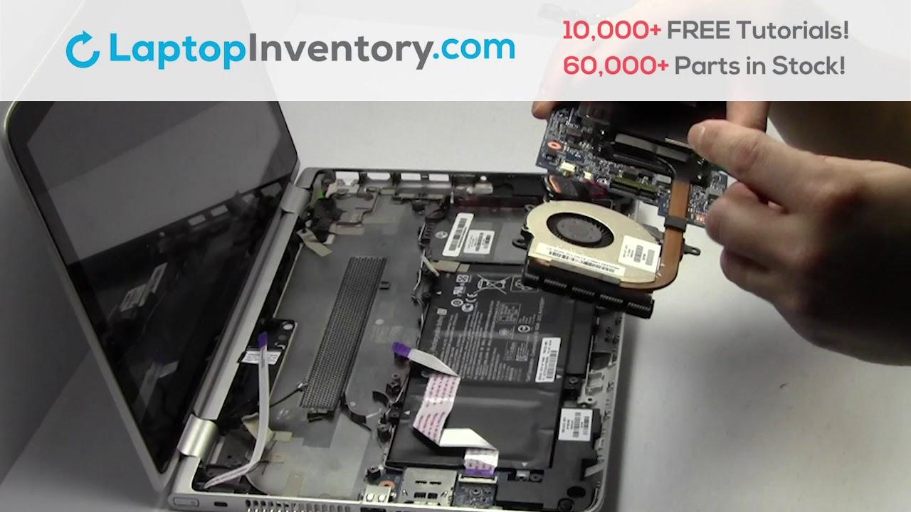 Wifi Card Replacement HP Pavilion X360 13-A  Fix, Install, Repair 11-AB  M1-U M3-U
