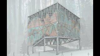 Arman Salemi  |  Erosion Corrosion Pavilion