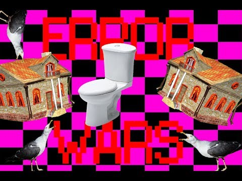 THIS IS MY HOUSE!! DEATH TO SEAGULLS AND TOILETS! (Gmod Error Wars)