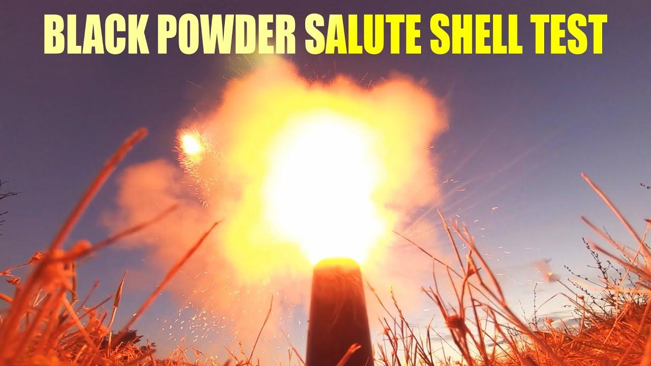 """2"""" BP Salute Firework Shell!"""