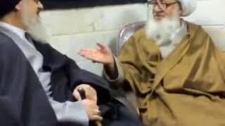 وصيّة للحفظ والإرتباط بصاحب العصر والزمان عليه السلام  |  آية الله العظمى الشيخ الوحيد الخراساني