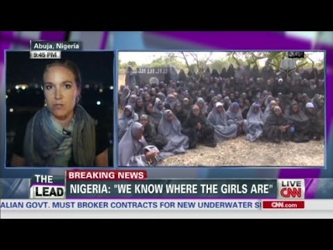 "Nigeria: ""We Know Where The Girls Are"""