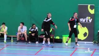 FT Antwerpen vs Morlanwelz Beloften finale Futsal verslag Sportbeat