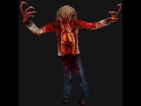 Headcrab Zombie Without Headcrab