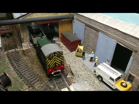 Shunting A Shoebox Model Railway