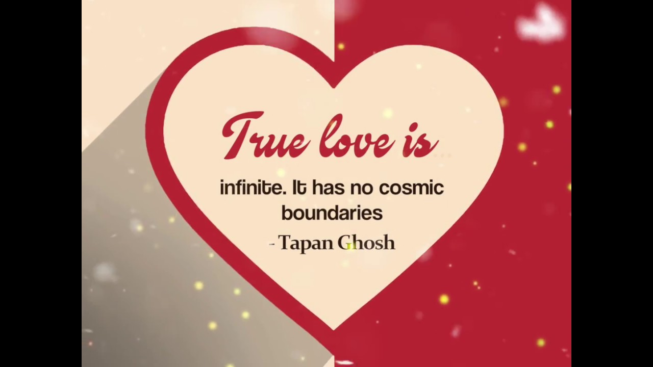 Love Quote Of The Day For Him 2.48 Mb  True Love Is  Valentine's Day  Valentine's Video