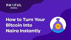 How to Turn Your Bitcoin Into Naira Instantly