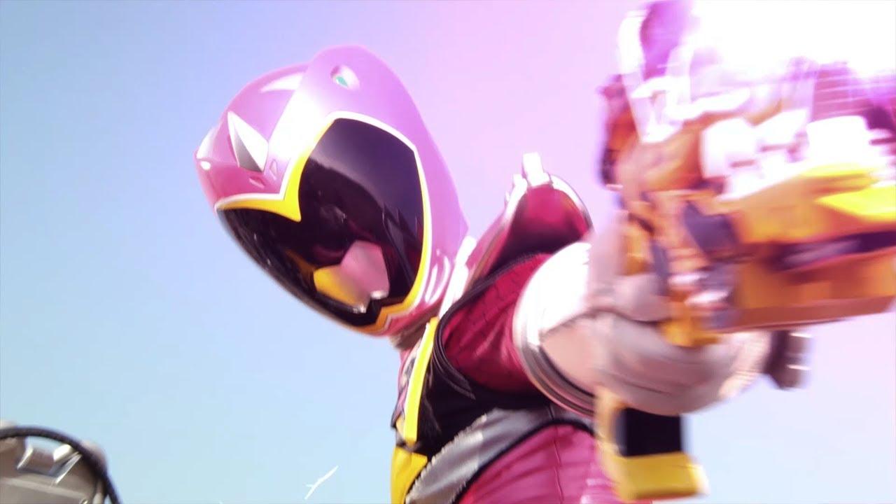 Cavaleiro Buscando Cavaleiros   Dino Charge   E12   Episódio Completo   Power Rangers em Português