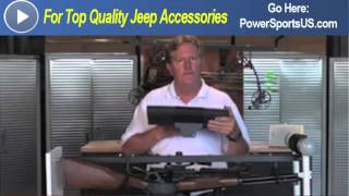 Jeep Gun Rack The Perfect Rack - TPRJK