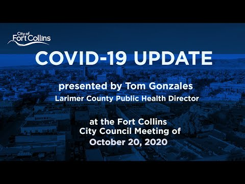 view COVID-19 Update - 10/20/20 video